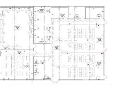 Floor Plan - Visio