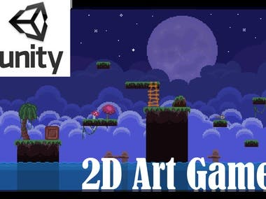 Unity 2D game for Childrens