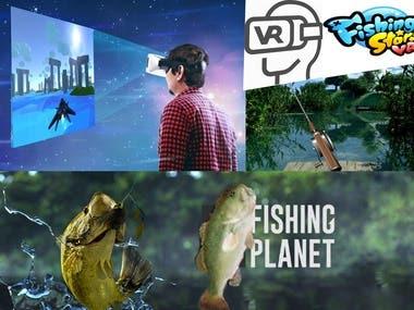 Virtual Reality(VR)