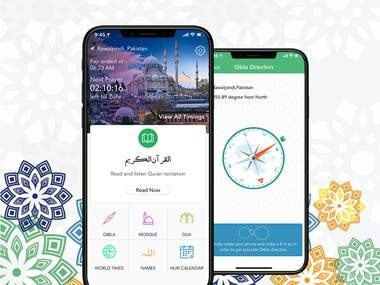 All in one Islamic App