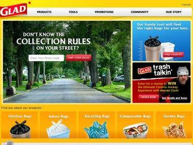 GLAD Website