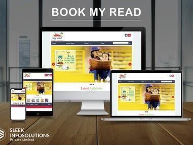 Book Renting website