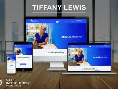 Portfolio & Service Booking Website
