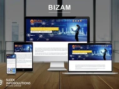 Corporate/informative website