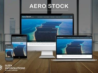 Aerial Photo Selling Website