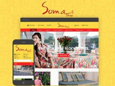 Soma Shop