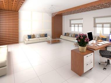 Clinic designing