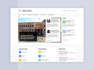 SHAREPOINT MODERN HOME PAGE