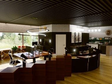 Interior Design: Office Overhaul