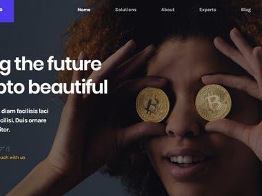 Making the future of crypto beautiful