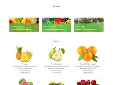 Fruits Supplier