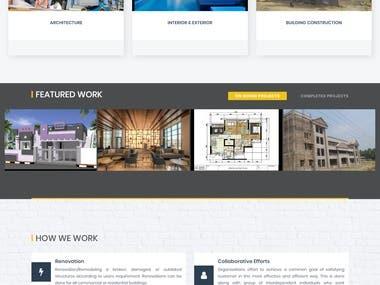 MPM Builders Website