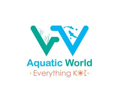 Logo for Aquatic World