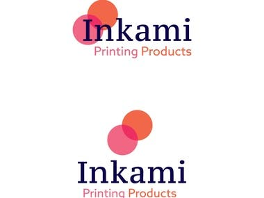 Logo for Inkami Printing Products