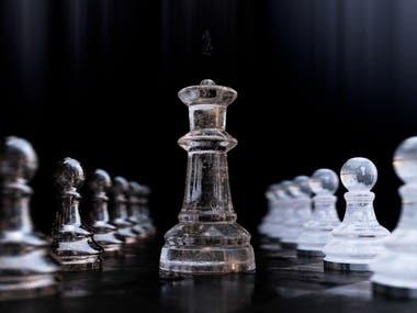 Queen of Chess