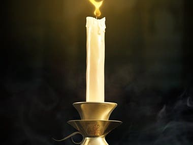 Candle ( ألف )