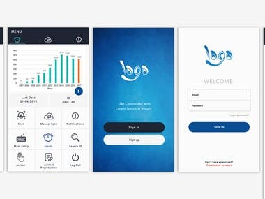 Mobile Application & Design Creation