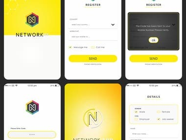 Mobile App Development & Design