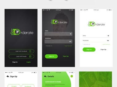 Mobile App & Design Development
