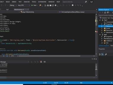 Xamarin Java Library Binding