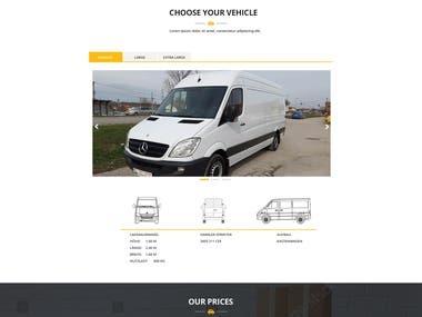 Taxi Service Webiste