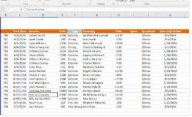 Data Gathering - Boxing Statistics
