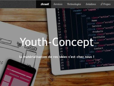 Youth-concept
