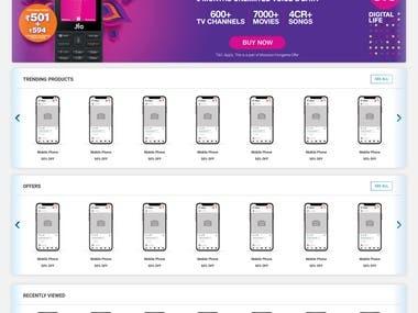 Desire Galaxy Website