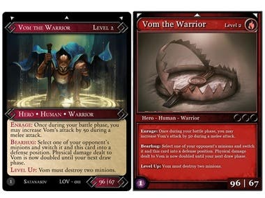 Card Layouts/Templates