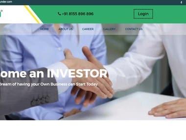 Money Founder Website