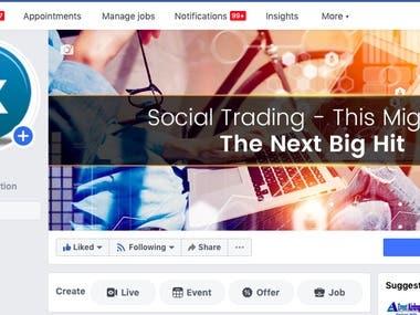 Social Media Marketing for FX Junction