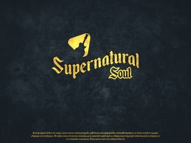 Supernatural Soul - Logo design
