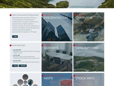 Blackheath Resources Inc