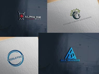 I will design a modern,clean,professional ,creative and outs
