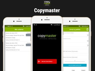 App of Copies