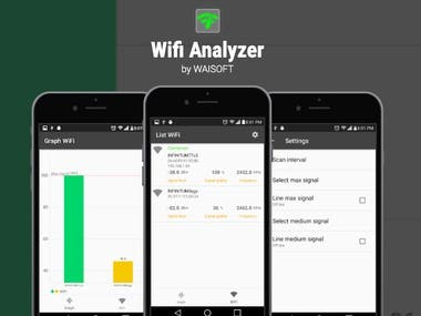 Wifi Analyzer Basic