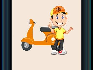 Food Delivery App (Bhoj)