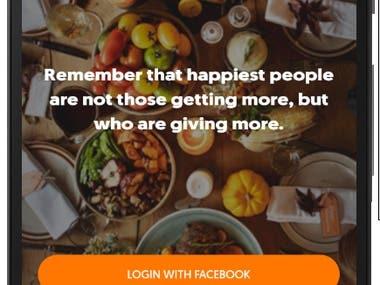 FoodSharing - ShareMyFood