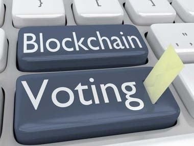 Block Chain Voting System