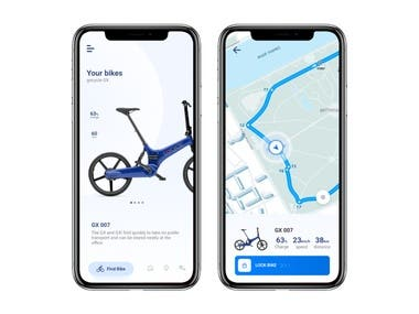 Mobile UX/UI