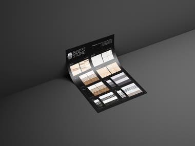 Design A4 Flyer & Business Cards