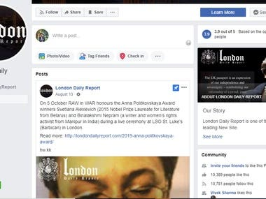 Internet Marketing & Facebook Marketing