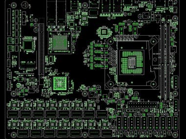 Industrial Control Board for Intel SKL-S Platform