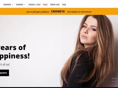 Shopify Templates & e Commerce