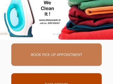 Dry Clean & Laundry - OH MY WASH
