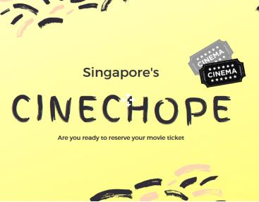 Cinechope - Movie Ticket Booking