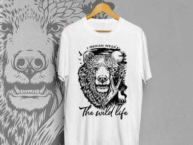 Custom T-shirt designs