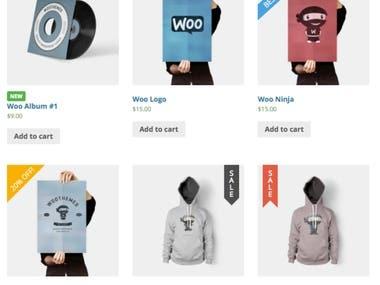 Advanced Product Labeling (Woocommerce)