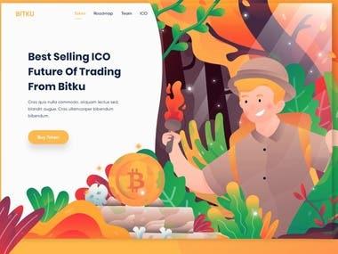 BITKU Website Header