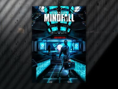 Game Poster Design | Mindfall